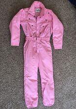 Vintage Subello Baby Pink Snowsuit - Women's Size 12