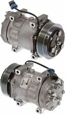 1982-2000 International and Peterbilt A//C Compressor SANDEN MODEL #s U4645 U4665