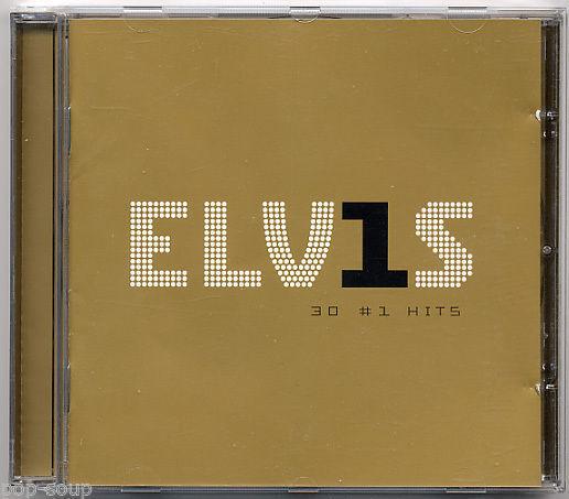 ELVIS 30 No. 1 HITS / ELVIS 1  / ELVIS PRESLEY / ORIGINAL  RECORDINGS