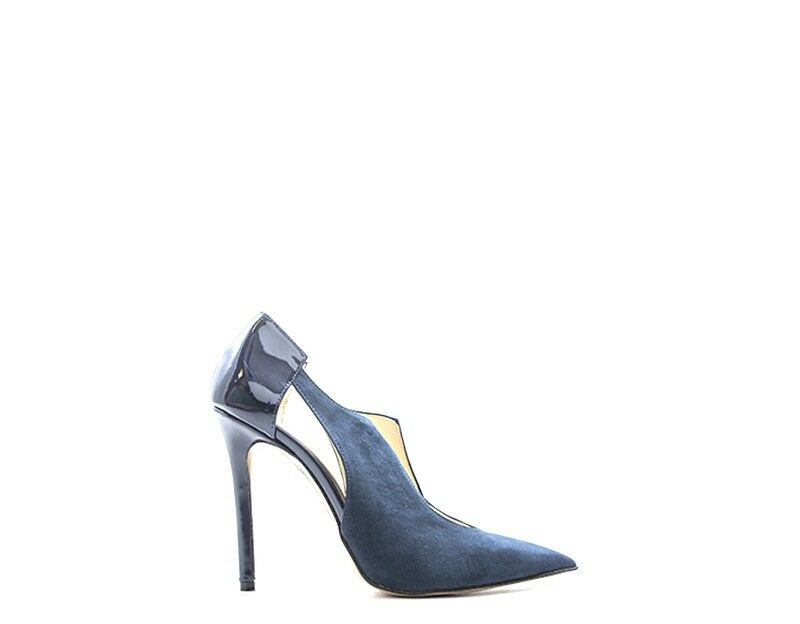 zapatos COCKTAIL mujer Decollete  azul PU PU PU 512CAM-BL  orden ahora disfrutar de gran descuento