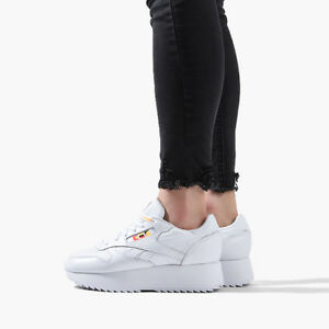 Image is loading WOMEN-039-S-SHOES-SNEAKERS-REEBOK-CLASSIC-LEATHER- 586162828