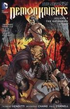 Demon Knights - The Gathering Storm Vol. 3 by Paul Cornell and Robert Venditti (2014, Paperback)