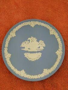 Vintage-Wedgwood-Blue-Jasperware-Mother-Plate-1978