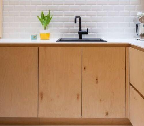 Diy Plywood Kitchen Cabinet Doors