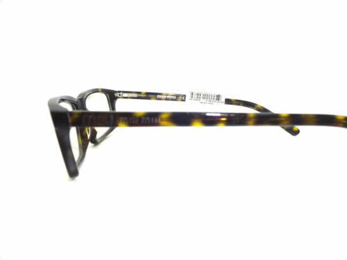 3ak de Unisexe vue Mou18d Eyewear 101 Miu Rectangular Lunettes YpBqq