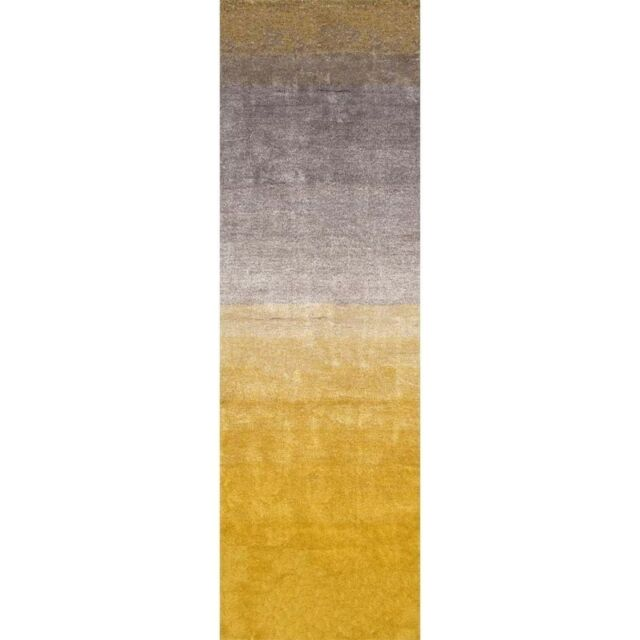 Nuloom Handmade Ombre Shag Area Rug Yellow 8ft X 10ft For Sale Online Ebay