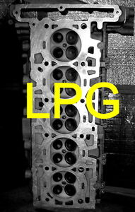 LPG GM COLORADO HUMMER H3 3.5 DOHC L5 5CYL(2 CAM SENSORS) CYLINDER