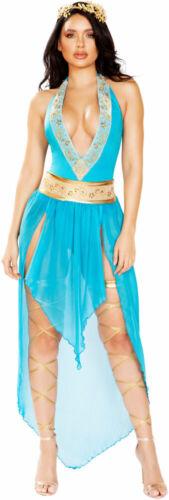 2pc Athena Goddess Egyptian//Greek//Roman Costume Adult Women