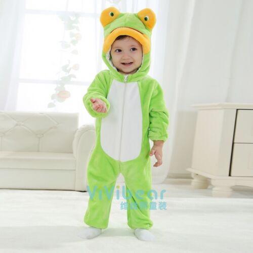 Neu Deluxe Kleinkind Kostüm-party Dschungel Animal Kostüm Größe 3-24months