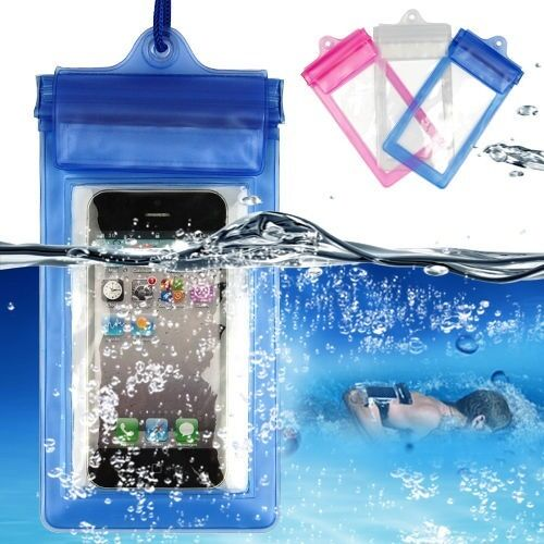 Universal Waterproof Pouch Case Dry Bag for iPhone 6 Plus 5 4s Cell Phone Camera
