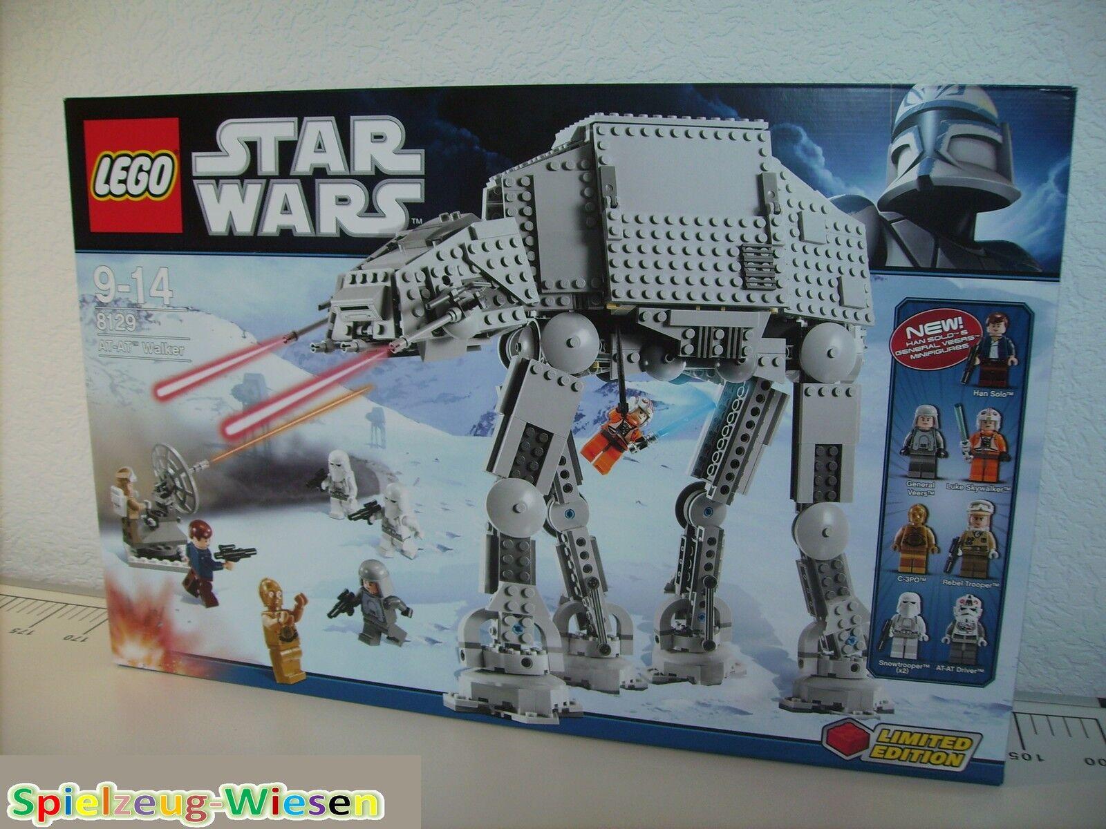 LEGO® STAR WARS™ 8129 8129 8129 AT-AT Walker™ -NEU & OVP - 77585b