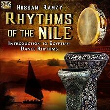 HOSSAM RAMZY - RHYTHMS OF THE NILE: INTRODUCTION TO EGYPTIAN DANCE RHYTHMS * NEW