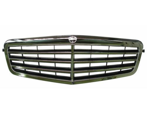 griglia mercedes classe e 09 w212 avantgarde nera//cromata