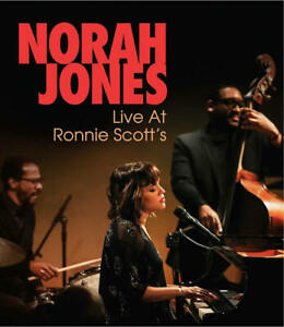 NORAH-JONES-LIVE-AT-RONNIE-SCOTT-039-S-DVD-CARRY-ON-FLIPSIDE-DON-039-T-KNOW-WHY-NEW