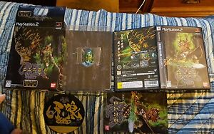 GARO-Golden-Knight-Ogon-Kishi-SPECIAL-EDITION-COMPLETE-Only1-onEBAY-PS2-Japan