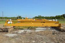 Phd Crane Systems 17 Ton Semi Leg Gantry Crane A2577n 34000lbs