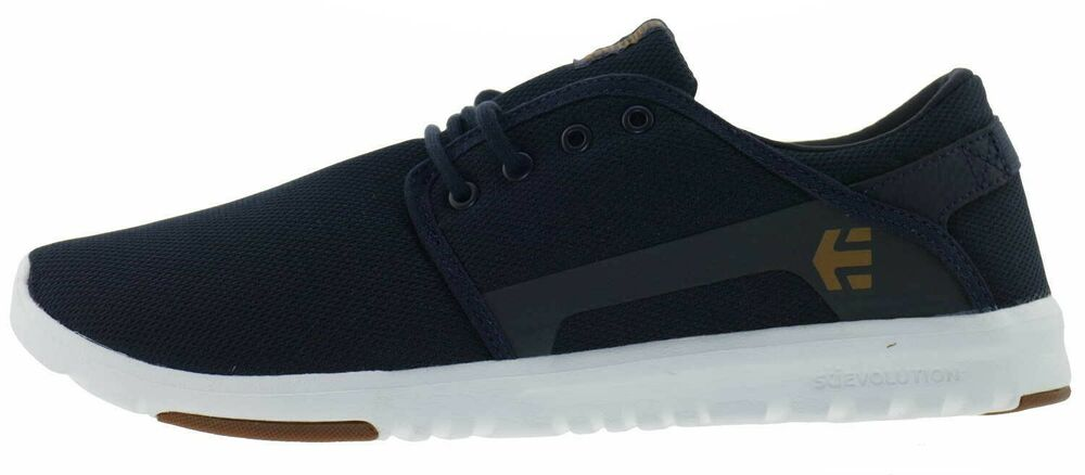 104523-410 Etnies Scout Sneaker Navy White Gum Eur 41