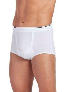 Jockey-Mens-Pouch-Brief-3-Pack-Underwear-Briefs-cotton-blends