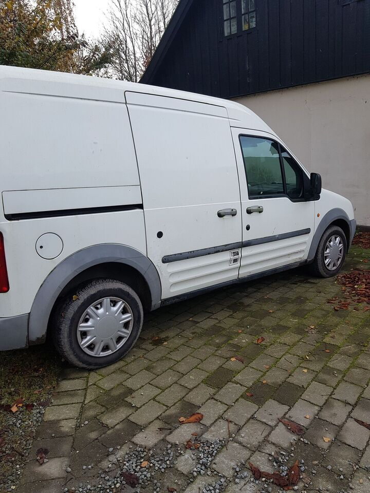 Ford, Transit Connect, 1,8 TDCi 90 230L
