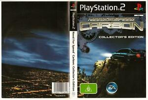 Need For Speed Carbon Collector S Edition Playstation 2