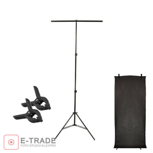 crossbar //BST200 portable Mount system for photo studio background stand