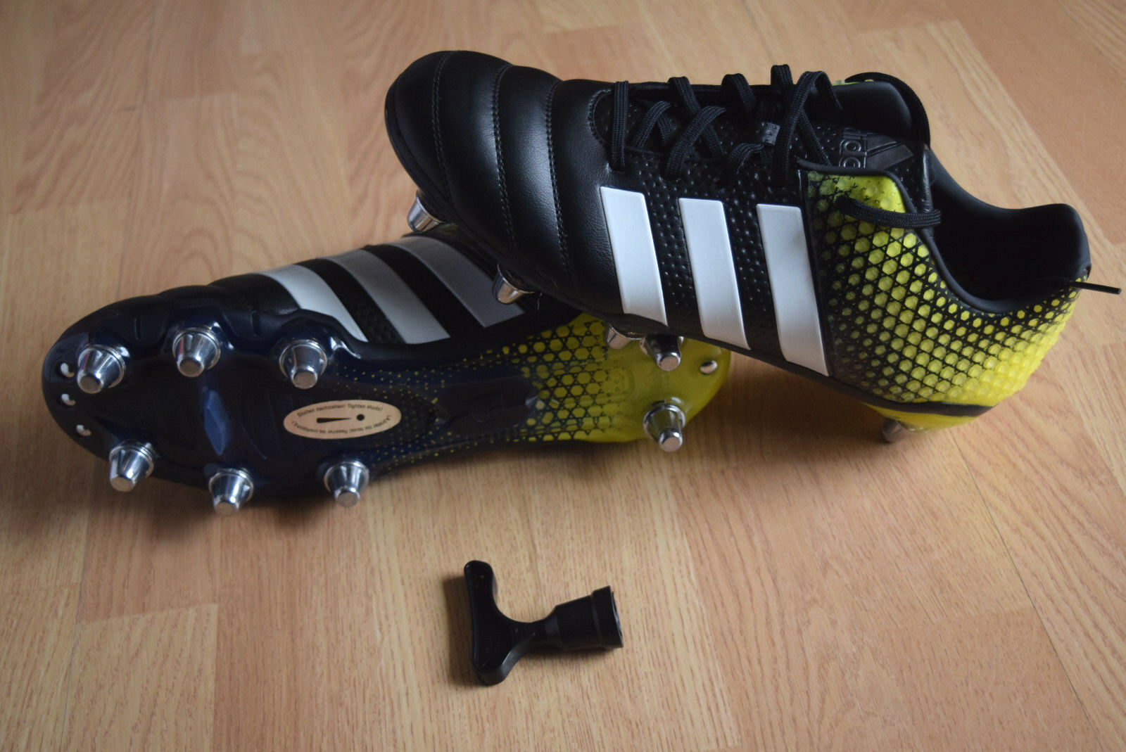 Adidas Adipower Kakari 3.0 Sg 44 44,5 46 47 48,5 Wide Rugby B23016 Rugby shoes
