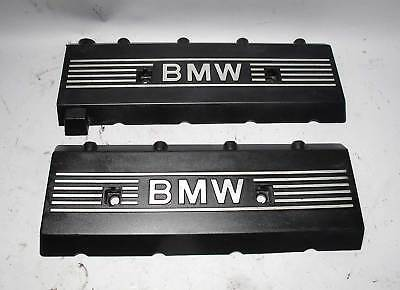 BMW E38 E39 M62 V8 Plastic Engine Coil Cover Pair Left Right 1996-2003 USED