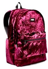 57ff440c0caed Victoria's Secret Pink Campus Backpack Velvet Ruby Red Bp63 for sale ...
