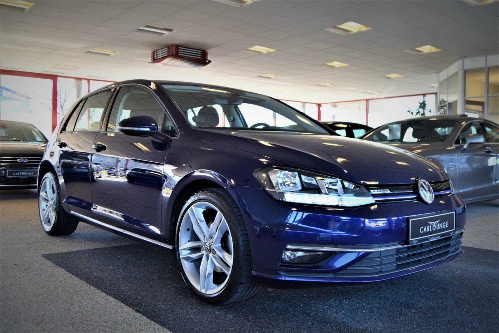 VW Golf VII 1,5 TSi 130 Comfortline 5d - 229.900 kr.