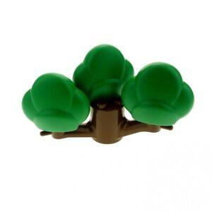 Seegras Strauch grün 3 Stück »NEU« # 30093 Kaktus Lego Pflanze