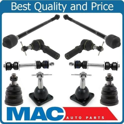 For 93-02 Chevrolet Camaro 100/% New Inner Outer Tie Rod Ends Ball Joints 10pc