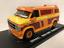 GMC-Vandura-Custom-Orange-1983-Greenlight-86327-1-43-Scale thumbnail 1