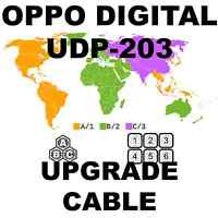 Oppo Digital Udp-203 Region Free Unlock Hardware Upgrade Cable Kit No Soldering