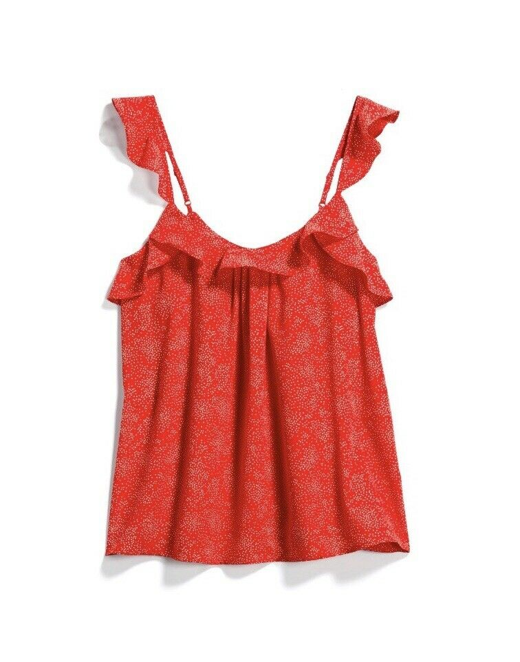 rot Top Collective Concepts Ruffle Blouse