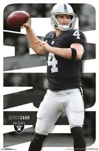 Derek-Carr-Oakland-Raiders-Poster-22x34-NFL-Futbol-15517