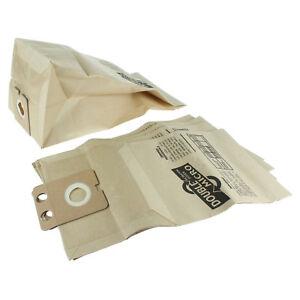 5-Calidad-Aspiradora-Bolsas-de-papel-para-polvo-Nilfisk-Hds1010-Hds2000-Saltix