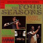 Vivaldi: The Four Seasons (CD, Sep-1984, Delos)