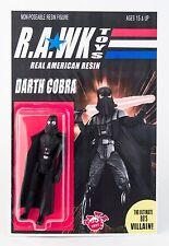 STAR WARS Darth Cobra RAWK Toys ACTION FIGURE CUSTOM Bootleg KO ARAH SITH VADER