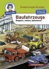 Benny Blu - Baufahrzeuge von Text v. Nicola u. Thomas Herbst. Illustr. v. Karl und Nicola Herbst (2011, Geheftet)