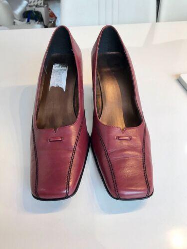 moyen cuir talon brun en clair pour à Clarks dames Chaussures Un7qpwTgx
