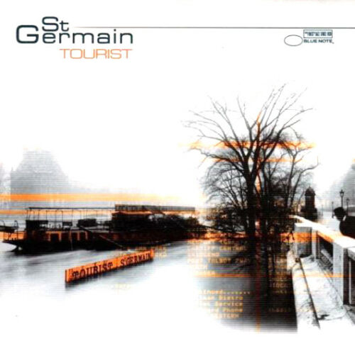 1 of 1 - ST GERMAIN TOURIST CD Album MINT/EX/MINT *