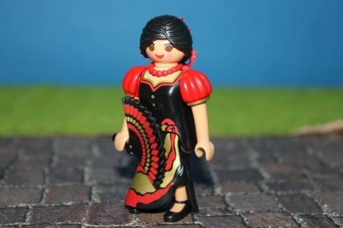 """Playmobil Figures /"""" Spanische Dame  /"""" Serie 13"""