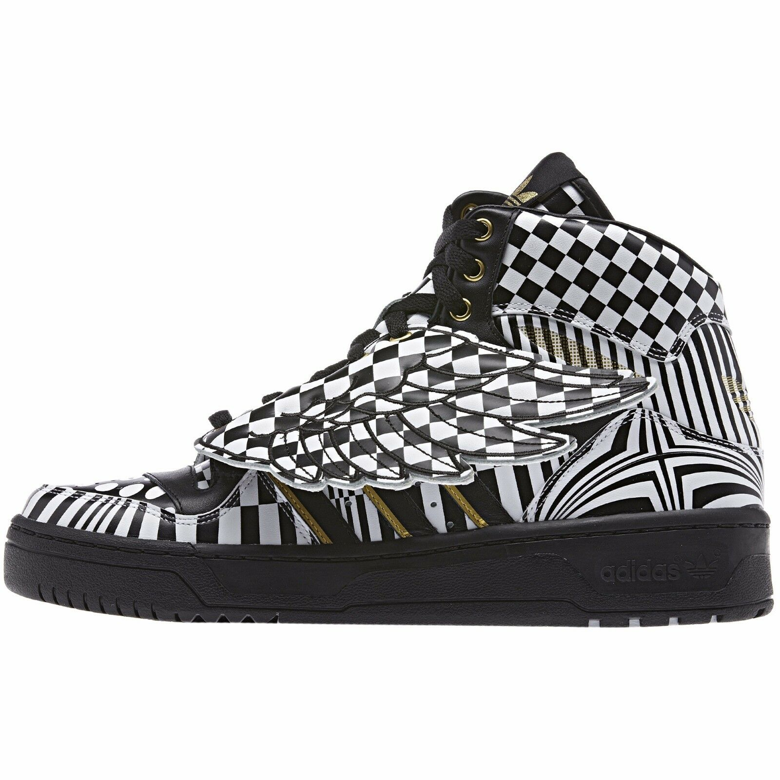 Adidas Originals Jeremy G95768 Scott Wings Op Art G95768 Jeremy Limited Edition 79b91f