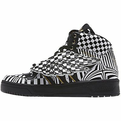 Adidas Originals Jeremy Scott Wings Op Art G95768 Limited Edition | eBay