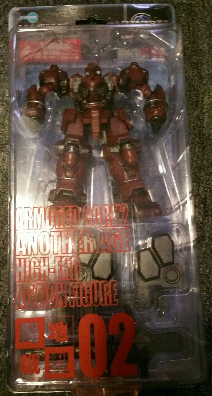 Armored Core 2 2 2 Another Age High-End Action Figure Dark