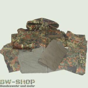 Ens. Armée Original Pantalon + Veste + T-shirt + Pull (+ Parka) Camouflage DÉsert Bw-afficher Le Titre D'origine Art De La Broderie Traditionnelle Exquise