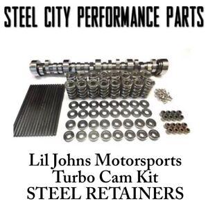 Lil Johns Motorsports Ljms Btr Stage 2 Turbo Ls Cam Kit Cam Springs Pushrods Ebay