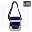 Zahi-Fashion-George-Men-039-s-Messenger-Crossbody-Bag-Black thumbnail 3