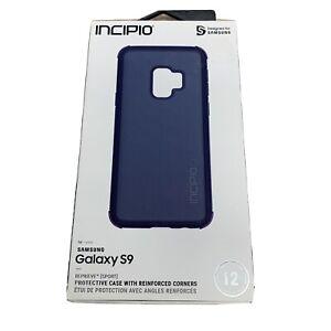 NEW Incipio DualPro Dual Layer Case for Samsung Galaxy S9 - Purple Lilac