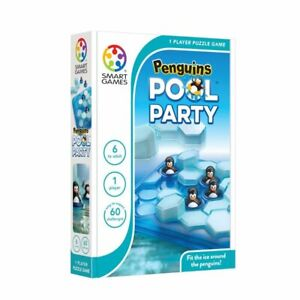 Smart-Games-Penguins-Pool-Party-Educational-Game-NEW